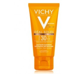 IDEAL SOLEIL GEL VISO SPF30 50 ML