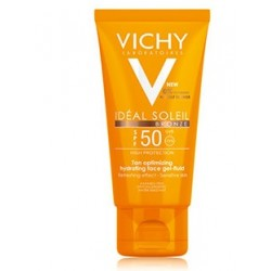 IDEAL SOLEIL GEL VISO SPF50 50 ML
