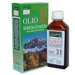Natur-farma Raihuen Olio 31 Formula Originale Uso Esterno 100 Ml