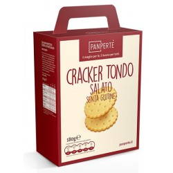 Massimo Zero Panperte Cracker Salato 180 G