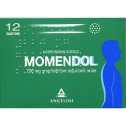Momendol Granulare 12 Bustine 220 mg