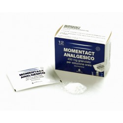 Momentact Analgesico Granulare 12 Bustine 400 mg