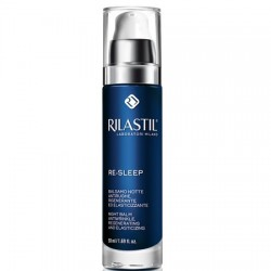 Rilastil Re-Sleep Balsamo 50 ml Balsamo notte anti-rughe