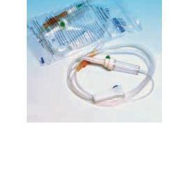 Farmac-zabban Set Sterile Per Infusione In Materiale Anallergico Con Para, Ago Vena E Roller. Confezione Singola