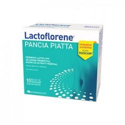 Lactoflorene Pancia Piatta 10 Bustine Integratore Fermenti Lattici