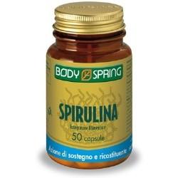 BODY SPRING SPIRULINA 50 CAPSULE