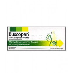 Buscopan 30 Copresse Rivestite 10 mg