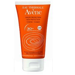 Eau Thermale Avene Crema Solare Spf30+ Pelle Sensibile 50ml