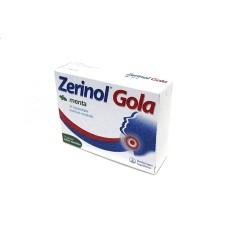 Zerinol Gola Menta 18 Pastiglie 20 mg