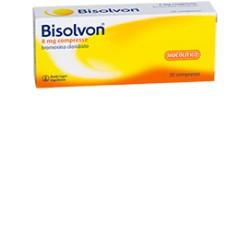 Bisolvon Mucolitico 20 Compresse 8 mg