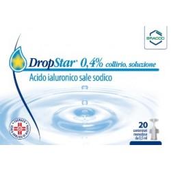Dompe' Farmaceutici Dropstar 0,4% Collirio, Soluzione