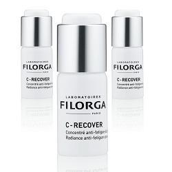 Filorga C Recover 3 fiale da 10 ml Concentrato anti-fatica illuminante
