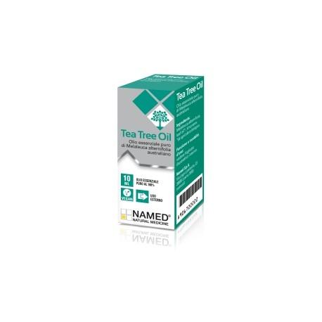 Named Tea Tree Oil Melaleuca 10 ml 99%