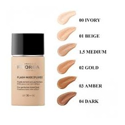 Filorga Flash Nude Fondotinta Fluido SPF30 Bronze 30ml