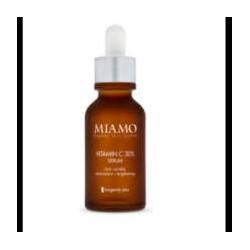 Miamo Vitamin C 30% Siero Antiossidante Anti-Rughe Schiarente 30ml
