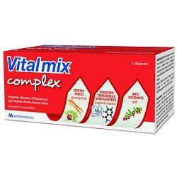 OFFERTA 1+1 Omaggio Vitalmix Complex 12 Flaconcini 10ML Integratore Multivitaminico