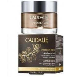 Caudalie Premier Cru La Crème Riche 50 ml Crema ricca anti-età globale antiossidante