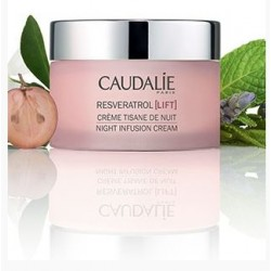 Caudalie Resveratrol Lift Crème Tisane de Nuit 50 ml Crema notte rassodante al resveratrolo di vite