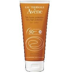 Eau Thermale Avene Latte Antiossidante SPF50+ Solare Resistente All'Acqua 100ml