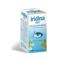 Iridina Light Collirio 10 ml 0,01%
