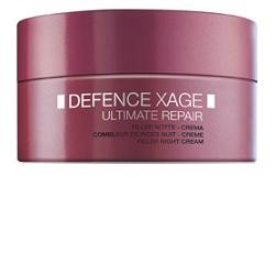 DEFENCE XAGE UTLIMATE REPAIR FILLER NOTTE CREMA