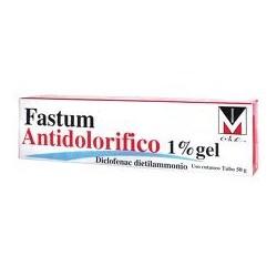 Fastum Antidolorifico Gel 50 g 1%