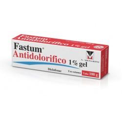 Fastum Antidolorifico Gel 100 g 1%