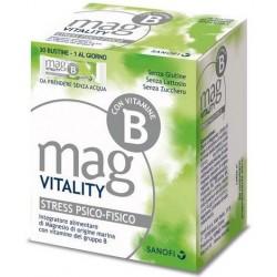 Mag Vitality 30 Bustine Orosolubili