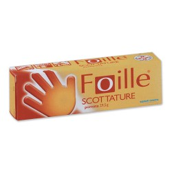 Foille Scottature Crema 29,5 g