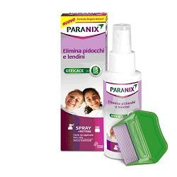PARANIX SPRAY ANTIPEDICULOSI 100 ML + PETTINE