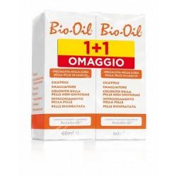 BIO OIL OLIO DERMATOLOGICO 2 X 60 ML