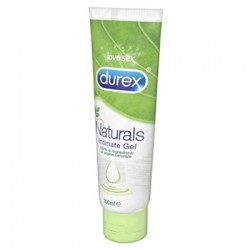 GEL LUBRIFICANTE DUREX NATURAL GEL 100 ML