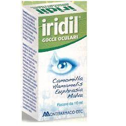 Iridil Collirio Gocce Oculari 10 ML