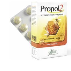 Aboca Propol2 Emf Agrumi miele 30 Tavolette