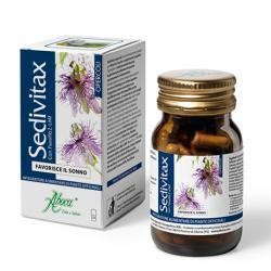 Aboca Sedivitax 50 Opercoli 29 G Senza Glutine