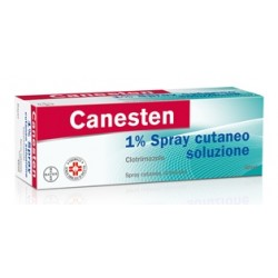 Canesten Spray Cutaneo Antimicotico 40 ml 1%