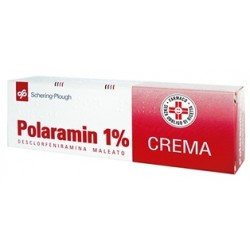 Polaramin Crema Dermatologica Antistaminica 25 g 1%