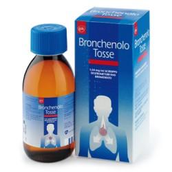BRONCHENOLO TOSSE*scir 150 ml 1,54 mg/ml