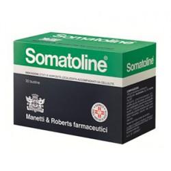 Somatoline* Emulsione Dermatologica 30 buste 0,1% levotiroxina + 0,3% escina