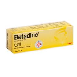 BETADINE*gel 30 g 10 %