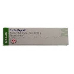 RECTOREPARIL*crema rett 40 g 0,5% + 4,5%