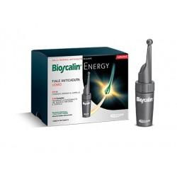 Bioscalin Energy 10 fiale da 3,5 ml Trattamento anti-caduta capelli per uomo in fiale