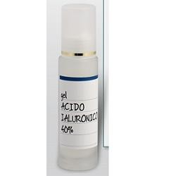 Farmacie Mariani LFP Gel Acido Ialuronico 40% 50 ml Siero-gel viso idratante rimpolpante