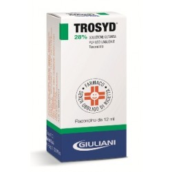 TROSYD*soluz ungueale 12 ml 28%