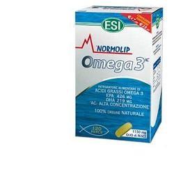 Esi Omega 3 Integratore Alimentare per la Funzionalità Cardiovascolare 60 Perle