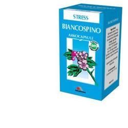 Arkopharma Biancospino 45 Arkocapsule Integratore Alimentare per Ansia e Insonnia