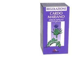 Arkopharma Cardo Mariano 45 Arkocapsule Integratore Alimentare per le Funzionalità Epatiche