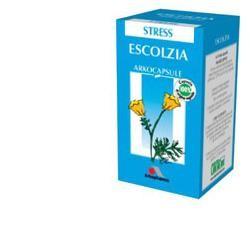 Arkopharma Escholtzia 45 Arkocapsule Integratore Alimentare Contro Ansia e Insonnia
