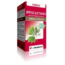 Arkopharma Ippocastano 45 Arkocapsule Integratore Alimentare per la Funzionalità del Microcircolo