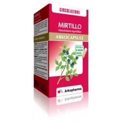 Arkopharma Mirtillo 90 Arkocapsule Integratore Alimentare per la Funzionalità del Microcircolo